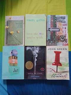 ❤📚PRE LOVED BOOKS !!❤📚