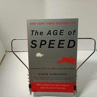 The Age of Speed Vince Poscente book