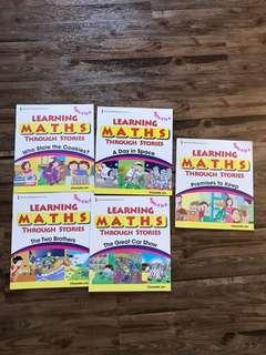 Learning Maths through Stories