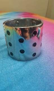 Stainless steel Bangle bought in Singapore