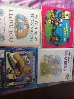 Young Children story books