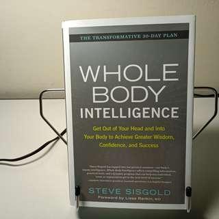Whole Body Intelligence Steve Sisgold book
