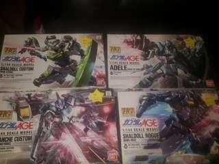 HG Gundam Sale