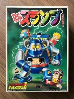 80年代 IQ博士模型 萬代 Bandai