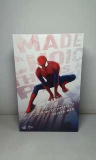 Hot Toys The Amazing Spider-Man 2 Spiderman MMS 244 MMS244