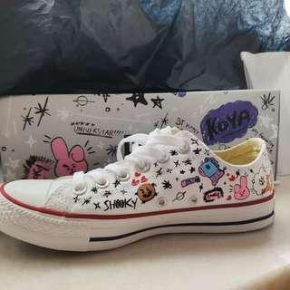 BT21 x Converse Authentic (no tote bag ya)