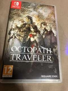 Octopath Traveller Nintendo Switch