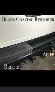 Promo Sales Black Coating Restorer