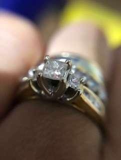 Diamond Ring est TCW .5