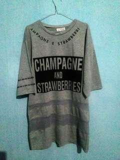 Long shirt - street style
