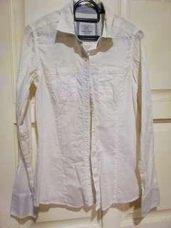 PDI white shirt