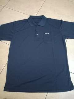 Polo shirt Pria warna Dongker