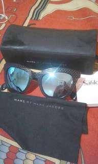 Sunglasses Marc by Marc Jacobs Black
