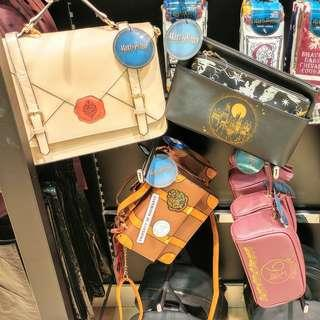 Harry Potter Limited Preorder Bags and Pouches