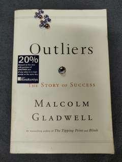 Outliners: The Story of Success by Malcolm Gladwell