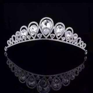 Mahkota Tiara Crown Wedding Princess