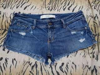 Abercrombie&fitch super cute denim shorts