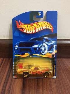 Hot Wheels - '68 El Camino