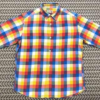 Multicolour Flannel