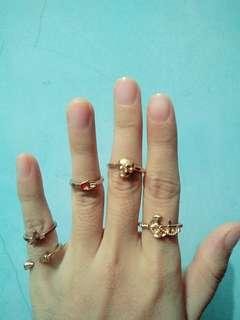 Cincin fashion korea