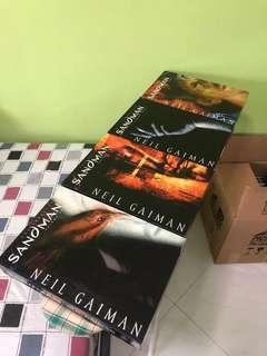 The absolute Sandman volume 1 - 4 Neil Gaiman