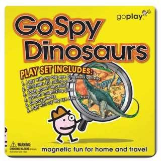 GoSpy Dinosaurs Play Set