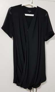 Black Dress from Topshop