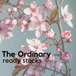 [ready stocks] The Ordinary Skincare direct from UK