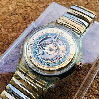 Vintage Mechanical Swatch Watch