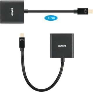 Mini DisplayPort 1.2 to HDMI 4K Adapter, Benfei Mini Display Port
