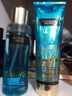 Aqua kiss VS Authentic