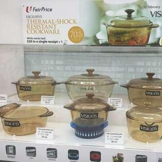 Ntuc Vision Cookware
