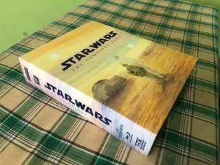 Star Wars The Complete Saga Blu-ray dvd