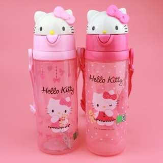 ✳️Free Gift✳️Hello Kitty Kids Water Bottle BPA-Free 550ml