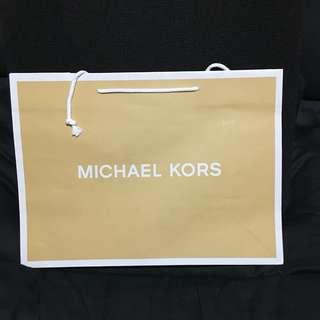 Michael Kors Large Paper Bag