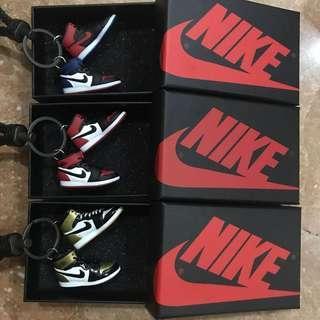 [INSTOCK] Nike Air Jordan 1 Keychains