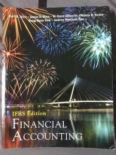 🚚 Financial accounting會計學原文書