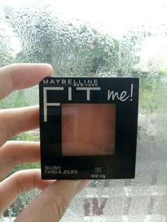 Maybelline FIT ME BLUSH (Coral Shade)