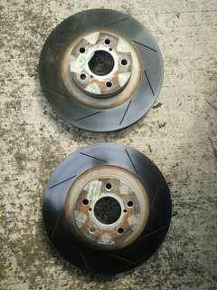 Subaru Impreza Rotors and Brake Disc