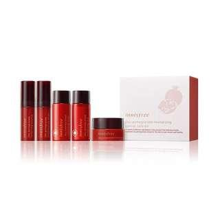 🚚 Innisfree Jeju Pomegranate Revitalizing Special Care Kit