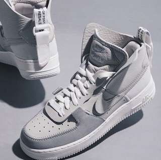 9bac954ac563 Nike x Psny Air Force 1 UK7.5 US8.5