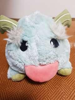 Authentic League of Legends (LoL) Poro soft toy - Worlds 2014