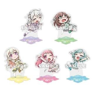 (SPLIT) BanG Dream! Girls Band Party: Tsunagete Acrylic Stand (Pastel*Palettes)