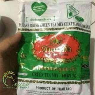 Jual Thai Green Tea Chatramue BPPOM
