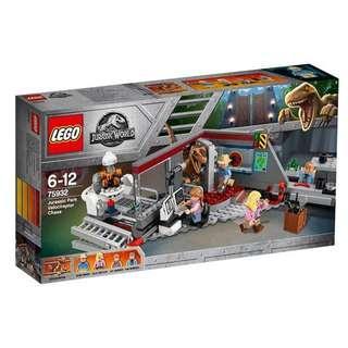 Lego 75932 Jurassic world
