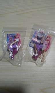 Gundam seed desting Hgif figurine - Lacus clyne