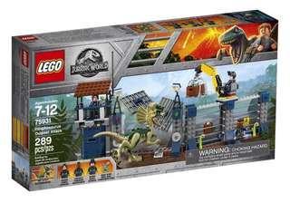 Lego Jurassic world 75931