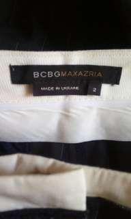 💌BCBG MAXAZRIA DRESS PIN STRIPED PANTS💌