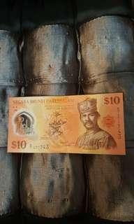 $10 Brunei error no 1.