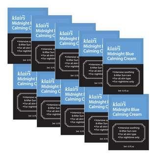 Klairs Midnight Blue Calming Cream 30ML (3ML x 10 Sachet)